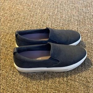 Dr. Scholl's Slip On Sneakers - Navy Blue